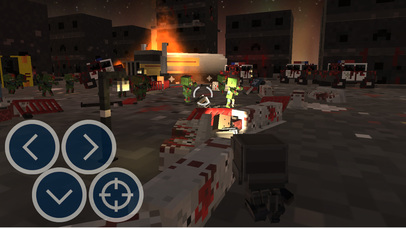 Zombie Survival Experiment Day PRO screenshot 3