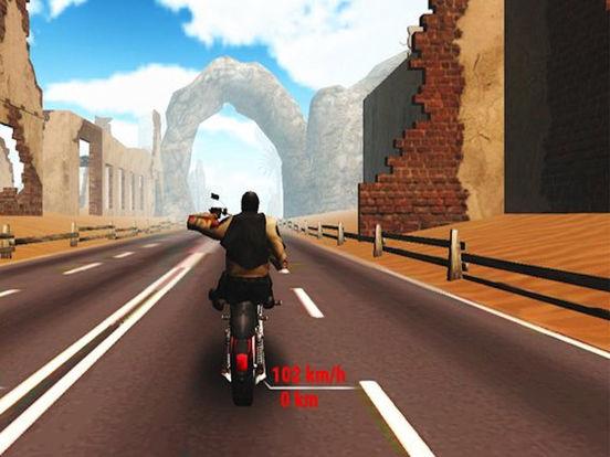 VR Motorcycle Rider screenshot 4