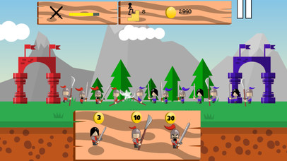 Warrior Strategy King screenshot 1