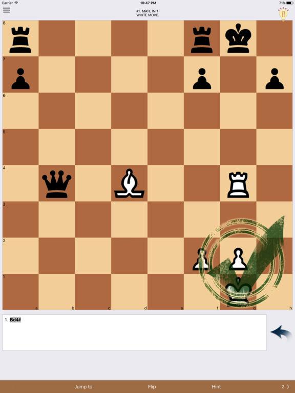 Chess Master - Шахматные задачи для всех Скриншоты3