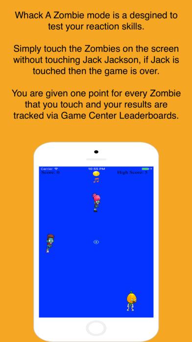 Zombie Taps Screenshot 3