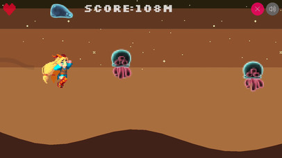 Fly Unity-Chan screenshot 4