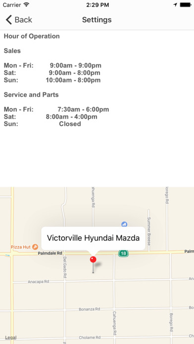 Victorville Hyundai Mazda Rewards App Report On Mobile Action - Mazda rewards