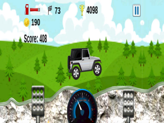 Up Hill Racing: Car Climbing screenshot 8