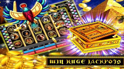 Screenshot 3 Queen Cleopatra & Caesars Era — Vegas Casino Slots