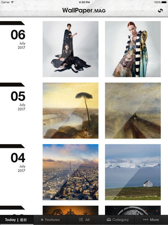 【精品壁纸类】每日壁纸杂志 HD · WallPaper Magazine HD
