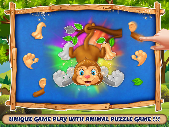 Animal Puzzle: Jigsaw for toddlers screenshot 9