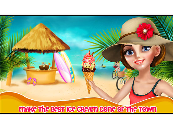 Fun Island Beach Sweet Slush Maker screenshot 7