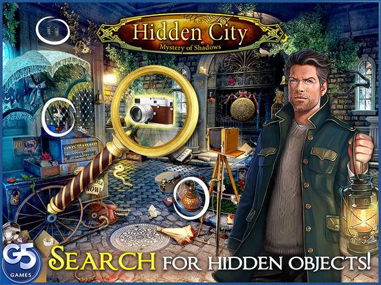 Screenshot #1 for Hidden City®: Mystery of Shadows