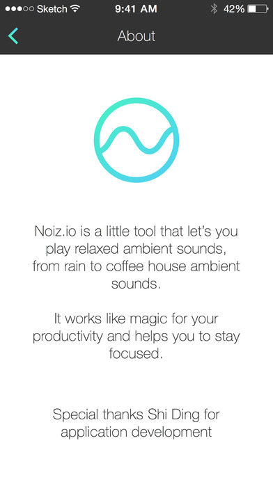 Noizio Screenshots