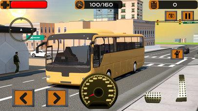 Bus Robot Transformation - Pro screenshot 2