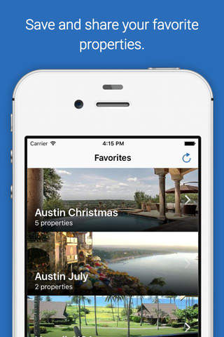 HomeAway Vacation Rentals screenshot 4