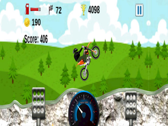 Up Hill Racing: Car Climbing screenshot 6