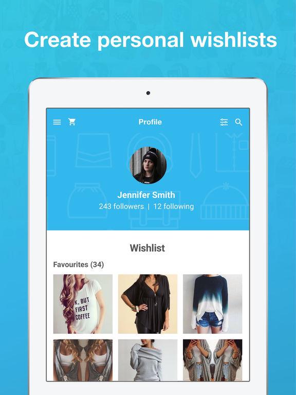 Screenshot #5 for Wish - Shopping Made Fun