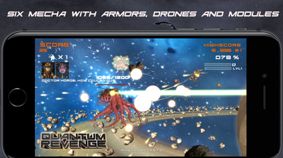 Quantum Revenge Lite screenshot 5