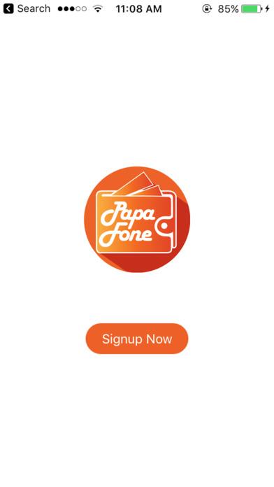 Papafone Flexi screenshot