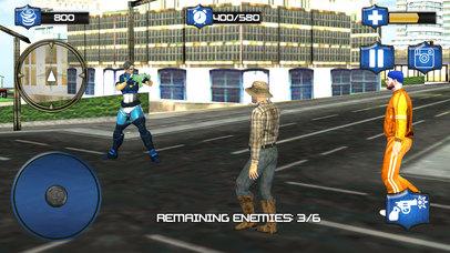 Police Hero Crime City Battle screenshot 5