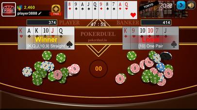 pokerduel.io screenshot 2