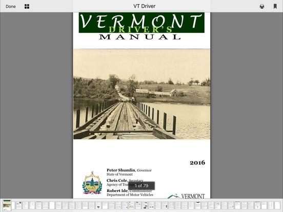 DMV Test Prep - Vermont iPad Screenshot 5