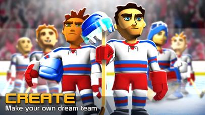 Screenshot 1 Big Win Hockey