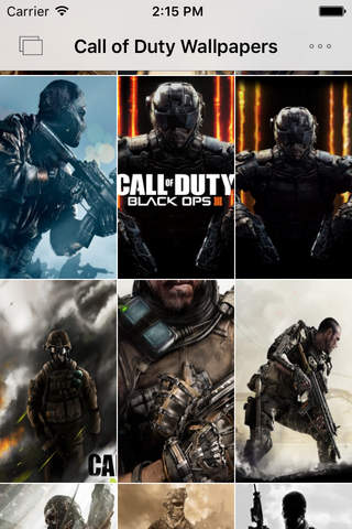 Pro HD Wallpapers for Call of Duty, Background & Lock Screen screenshot 4