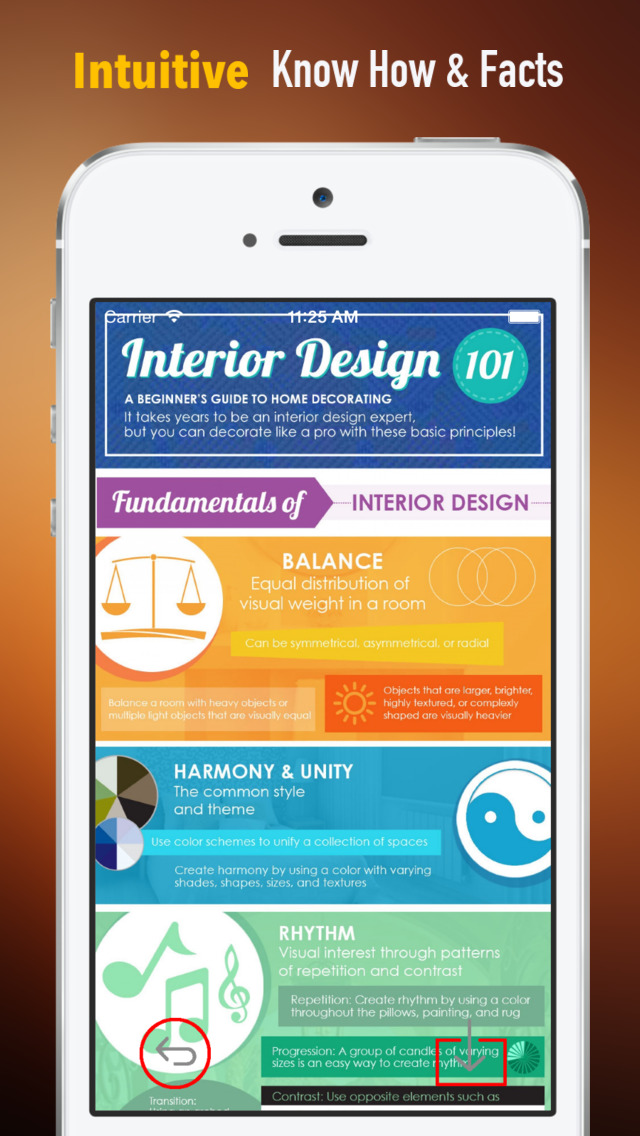 App Shopper Interior Design For Beginners Style Reference And Decorating Tips Reference