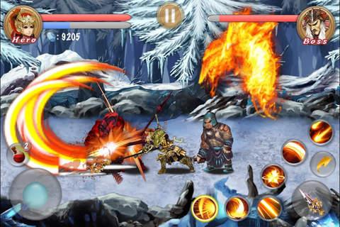 Blade Of Dragon Hunter Pro screenshot 2