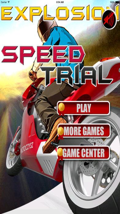 A Explosión Speed Trial PRO