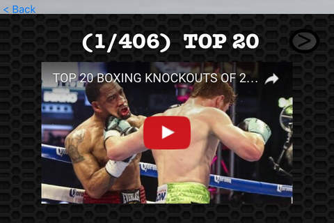 Boxing Photos and Video Galleries FREE screenshot 3