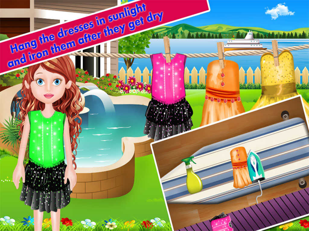 App Shopper Kids Laundry Clothes Washing Cleaning