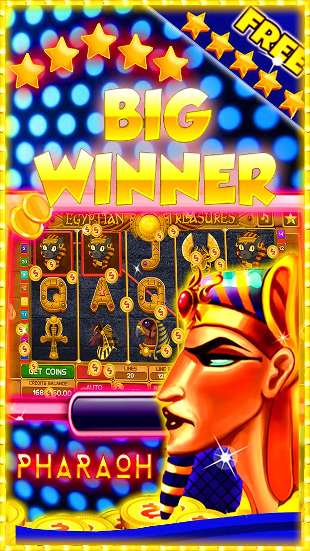 casino online free pharaoh s