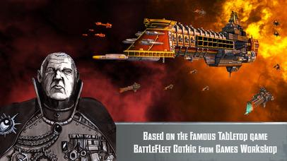 Battlefleet Gothic: Leviathan screenshot 1