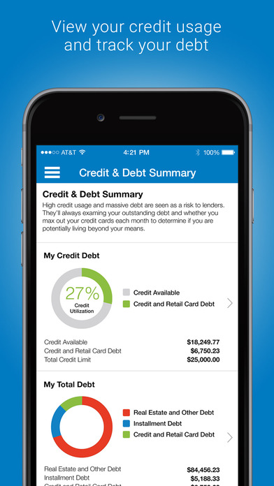 Experian free credit report on the app store