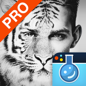 Photo Lab PRO HD: frames for pictures, face sketch and cartoon yourself