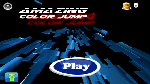 Amazing Color Jump - Update Jumping Game Screenshot
