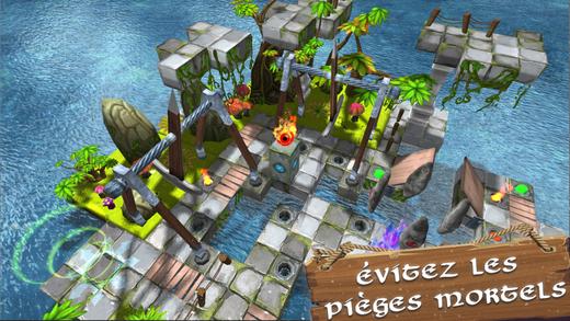 Totem Adventure: 3D Adventure Puzzles Pro Screenshot