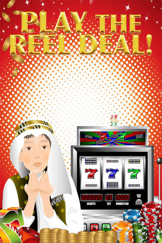 Play The Reel Deal Slots Machine - FREE Casino Game screenshot 2