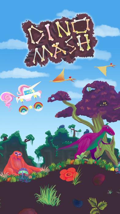 DinoMash Screenshot