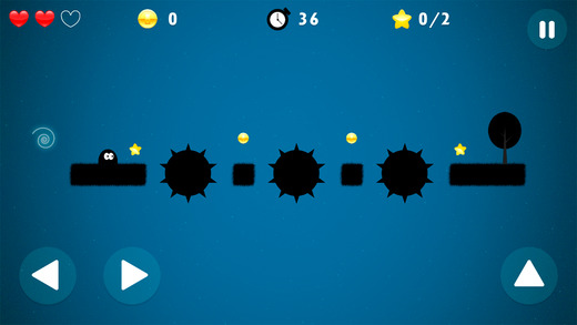 He Likes The Darkness Games free for iPhone/iPad screenshot