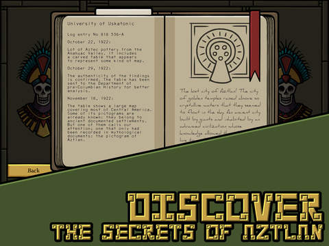Quest to Aztlan Screenshots