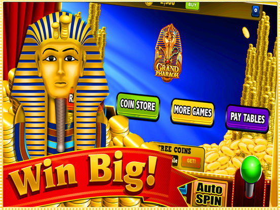 Pharaoh's fortune slot machine free download