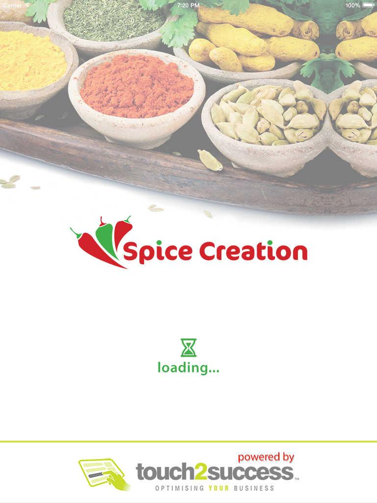 App shopper spice creation food drink for Application creation cuisine