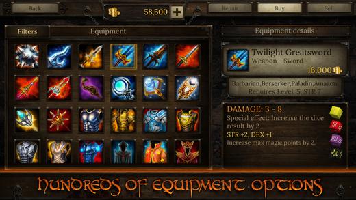 Arcane Quest 3 Screenshot