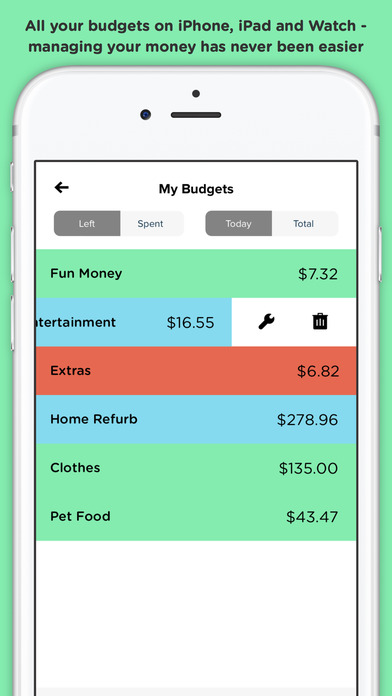 Pennies – Personal Money, Budget & Finance Manager Screenshot