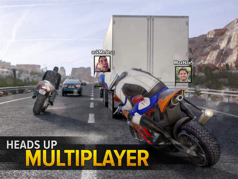 Highway Rider Screenshots