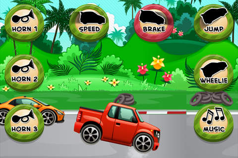 Car Race Game for Toddlers and Kids Free screenshot 4
