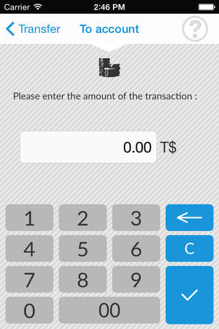 M-Wallet screenshot 3