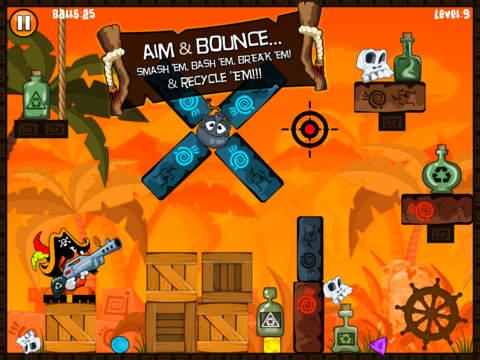 Alien Bottle Buccaneer Screenshots