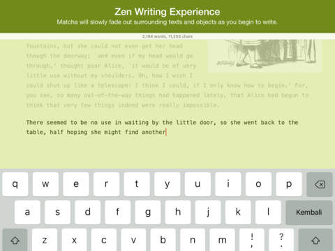 Matcha 3 - Notes, To-dos, and Word Processor Screenshots