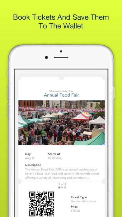 Shannonside FM iPhone Screenshot 4